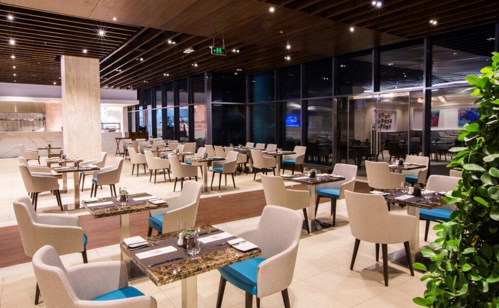 Restaurant innredning AZ Design