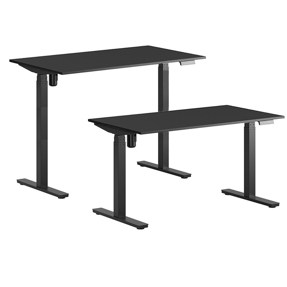 Hev- og senkbart skrivebord